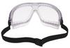 Splash GoggleGear for Lexa Eyewear - Splash w/ headstrap > SIZE - Large > FRAME - Clear > LENS - Clear, DX > UOM - Each -- 16645-00000