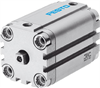 ADVULQ-63-80-P-A Compact cylinder -- 156739-Image
