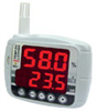 Bright LED display temperature/humidity datalogger -- GO-30005-21
