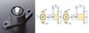 Rotary Damper -- FRL-A1/B1 (Reverse Locking)