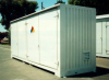 20' Hazmat Storage Building
