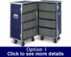 Double Drawer Upright #1 -- 68-611 - Image