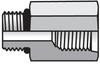 F5OG5 SAE ORB Reducer/Expander Stainless Steel -- 10-12 F5OG5-SS - Image