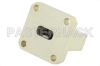 0.5 Watts Low Power WR-34 Waveguide Load 22 GHz to 33 GHz, Aluminum -- PE6801 - Image