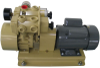 APPL Dry Rotary Vane Vacuum Pump - 1/2 HP -- RV-16