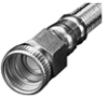 ADP Series - Threaded Aluminum Plugs for Flareless Tube and Hose Assemblies -- adp-8 - Image