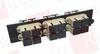 COMMSCOPE 559596-1 ( FIBER OPTIC ADAPTER PACK, MULTIMODE, SC, DUPLEX, 12-PORT, BEIGE ) -Image
