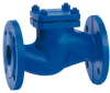 Flanged End Non-return Valve -- BOA-RVK