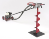 Little Beaver 5.5 hp Mechanical Earth Auger -- LBMDL5HR5