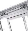 Commercial Fixed Panel Automatic Sliding Door -- ESA100