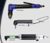 Pneumatic Angle Drill with Collet -- DA 020 / DC 020 / DA 25 / DA 035