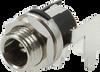 2.0 mm Center Pin Dc Power Connectors -- PJ-066A - Image