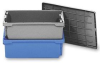 Polylewton® Stack-N-Nest Container Covers -- HCSN2117-1-RD -Image