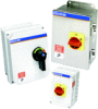 Fuse Holders, Fuse Bases and Supports: Fused Enclosed Disconnect Switches -- EFFBJ1003RP0