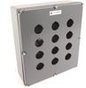 30mm Push Button Enclosure 800T PB -- 800T-12TZ -Image