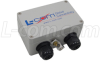 Industrial Hi-Power 10/100 Base-T CAT5 - Shielded RJ45 Jacks -- ALW-CAT5HPJ