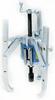 OTC 1075 30 Ton Hydraulic Grip-O-Matic Puller -- OTC1075