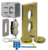 Leviton Floor Box Receptacle -- 25249-FBA