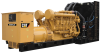 1600 kVA HD Prime, Low Emission - 3512B