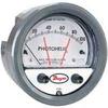 Pressure switch/gage, range 0-2