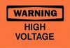 Safety Sign -- 86H6197