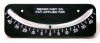 "Manual ""Ball-in-Tube"" Inclinometer -- 2058E Inclinometer"