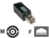BNC Male to RJ45 Female Video Balun -- 41151