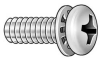 Mach Screw,Pan,10-32 x 3/8 L,PK100 -- 1PXT5
