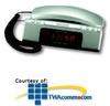 Conair Clock Radio Telephone -- TCR200MS