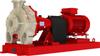 Coupling Fiberglass Centrifugal Pumps -- CFG Series - Vitrium Line