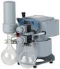Chemical-Resistant Dry Vacuum Pumping System - 7 mbar -- MZ 2C NT + AK Synchro + EK