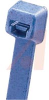 METAL DETECTABLE CABLE TIE, NYLON 6.6, 14.4IN, STANDARD CROSS SECTION -- 70044806