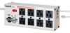 8-outlets, 12-ft Cord, 3840 Joule, RJ11 Protection, All Metal Housing Isobar Surge Suppressor -- ISOTEL8ULTRA