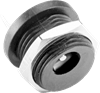 Interconnect > Dc Power Connectors > Jacks > 2.5 mm Center Pin -- PJ-011B