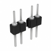 Rectangular Connectors - Headers, Male Pins -- SAM10260-ND