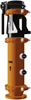 Discharge Vibration Isolation Pump Drop
