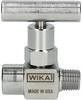 Mini-needle valve WIKA 910.11.100 - 4266235