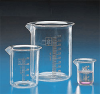 Griffin Style PMP Plastic Beakers -- 222045-0050 - Image