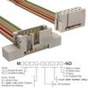 Rectangular Cable Assemblies -- M3AWK-1040K-ND -Image