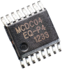 Data Acquisition - Analog to Digital Converters (ADC) -- AS89010CT-ND - Image