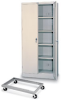 TENNSCO Deluxe Storage Cabinets -- 4151627