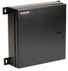 NEMA 4 Rated Fiber Optic Wallmount Enclosure, 2 Adapter Panels -- JPM4001A-R2