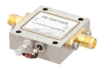 40 dB Gain, 1.5 dB NF, 15 dBm P1dB, 1.2 GHz to 1.4 GHz, Low Noise High Gain Amplifier SMA -- PE15A1005 -Image