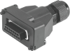 Plug socket -- SD-SUB-D-BU15 -- View Larger Image