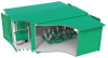Insulated And Climate-controlled Shelter & Pipe-handling System