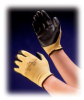 Kevlar(R) and Lycra(R) Blend with Nitrile Coated Palm & Fingers, Medium Weight, Large -- 616314-02571-Image
