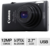 Canon 300 HS 5096B001 PowerShot Elph Digital Camera - 12 Meg -- 5096B001