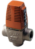 Heat Motor Zone Valves -- Geothermal Valves