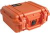 Pelican 1200 Case - No Foam - Orange   SPECIAL PRICE IN CART -- PEL-1200-001-150 -Image
