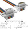 D-Sub Cables -- M7PSK-0906R-ND -Image